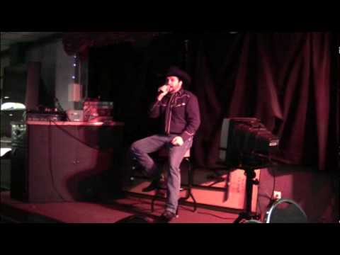 David Max Baldwin singing Better Man.mpg