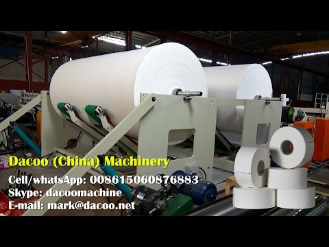 Paper Roll Making Machine At Best Price In India