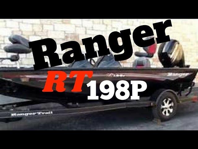 2018 Ranger RT 198P w/ Mercury 150 Aluminum Bass Boat Review