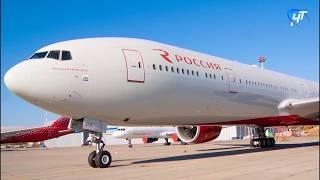 Новый лайнер Boeing 777-300 назвали в честь Великого Новгорода