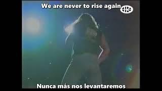 Dark Angel - Never To Rise Again (Lyrics & Subtitulado al Español)