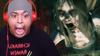 SO MANY JUMP SCARES I LOST COUNT!!! [THE BEAST INSIDE NEW DEMO!]