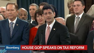 Ryan Says Tax Plan Delivers 'Real Relief' for the Middle
