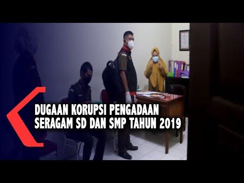Dugaan Korupsi Pengadaan Seragam SD Dan SMP Tahun 2019