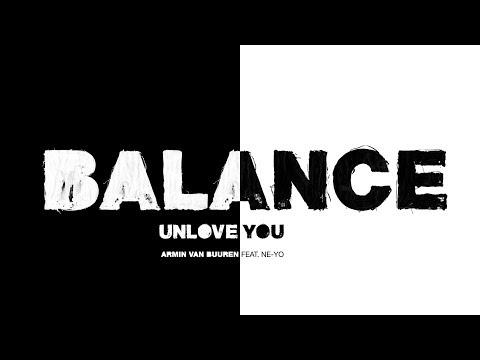 Armin van Buuren feat. Ne-Yo - Unlove You (Lyric Video)