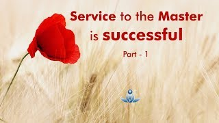 Satguru Ki Sewa Safal Hai (Bhaag-1) | Service To The Master Is Successful (Part-1)