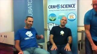 CRM Science Goes Live from the Salesforce Incubator (Week 19)