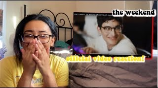 PRETTYMUCH   THE WEEKEND FT. LUISA SONZA [OFFICIAL VIDEO REACTION]