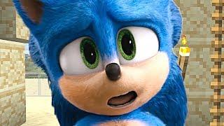 Sonic Trailer In Minecraft 2