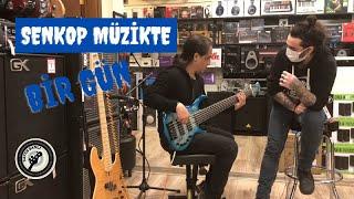 Müzik Mağazasında Bir Gün | Gitar, Pedal, Amfi Tanıtım