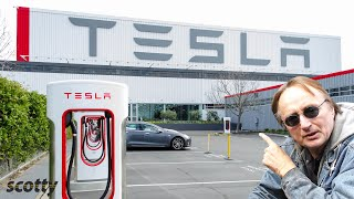 Tesla is Shutting Down Their Factory Permanently, Here's Why