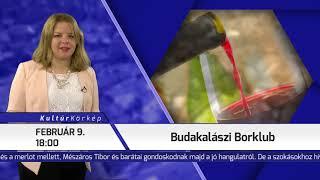 TV Budakalász / Kultúrkörkép / 2018.02.08.