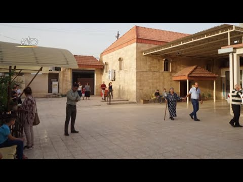 L'église Mariam al Adra de Kirkouk