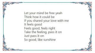 Daley - Pass It On Lyrics
