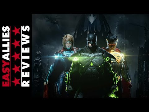 Injustice 2 - Easy Allies Review - YouTube video thumbnail