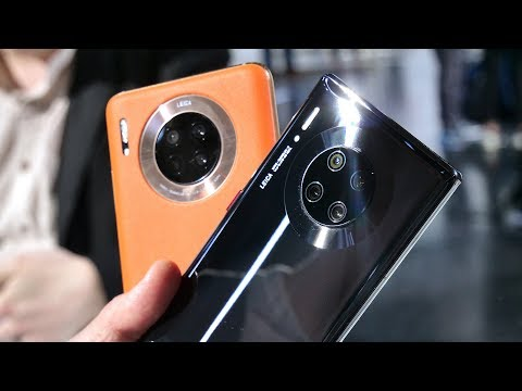 External Review Video 0f3NX0HhuQE for Huawei Mate 30 Smartphone
