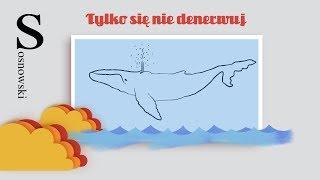 Kadr z teledysku Wieloryb tekst piosenki Sosnowski