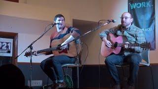 The Menzingers   Full Acoustic Set • 12.15.17 • Scranton, Pa