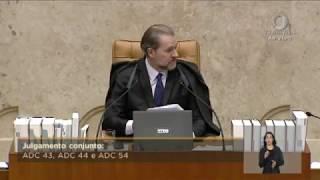 Pleno - Início do cumprimento de pena (3/3) - COM AUDIODESCRIÇÃO