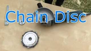 Chain Disc For Angle Grinders