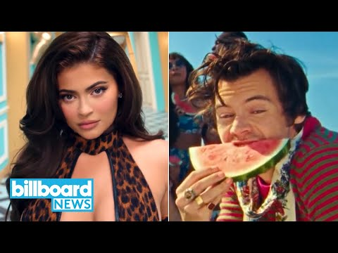 "Harry Styles Gets His First Hot 100 No. 1, Kylie Jenner Speaks Out On ""WAP"" & More 