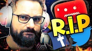 R.I.P YOUTUBE?! 😭⚰️ GRONKH ÜBER ARTIKEL 13!! #2 🔒⛔️ - Best Of Gronkh 🎬 ( Livestream 15.02.2019)