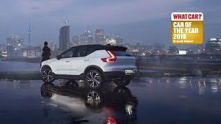 Volvo XC40 - Car of the year 2018