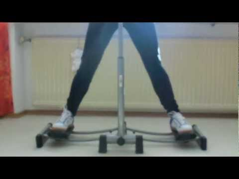 Beintrainer Klarfit Leg Trainer