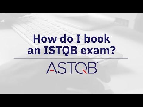 How do I book an ISTQB exam? - YouTube