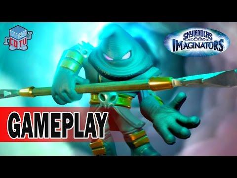 Skylanders Imaginators Hood Sickle Gameplay Preview