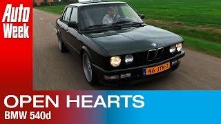 Kloppend Hart - BMW 540d