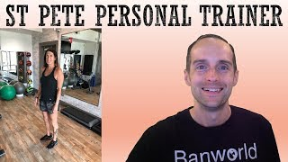 Personal Trainer in Saint Petersburg Florida Near 33702 — No Gym Membership Required!