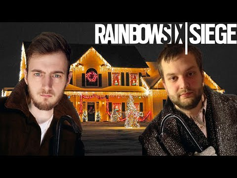 Rainbow six siege CZ : Harry jdu do baráku coop Kolage