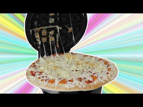 Sottovaluti la tua piastra per waffle! Il nostro video lo dimostra: