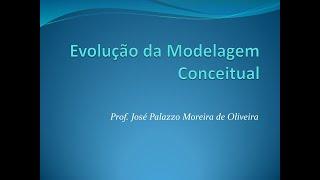 A evolução da Modelagem Conceitual