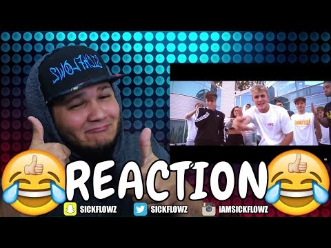 Jake Paul - It's Everyday Bro (Song) feat. Team 10 (Official Music Video) REACTION!!!