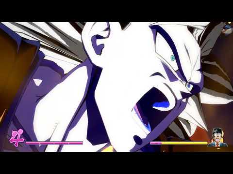 Dragon Ball FighterZ A batalha sombas