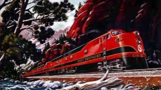 "Johnny Cash ""locomotive man"""