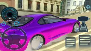 3000cc Supra Driving Drift Simulator - New Android Gameplay HD