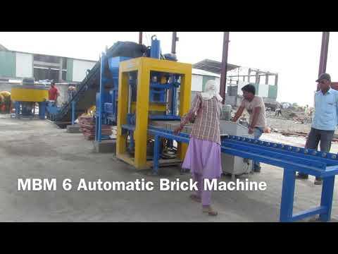Fly Ash Brick Machine