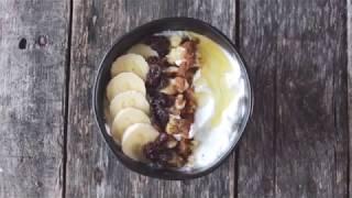 Fage Yogurt Breakfast Bowls