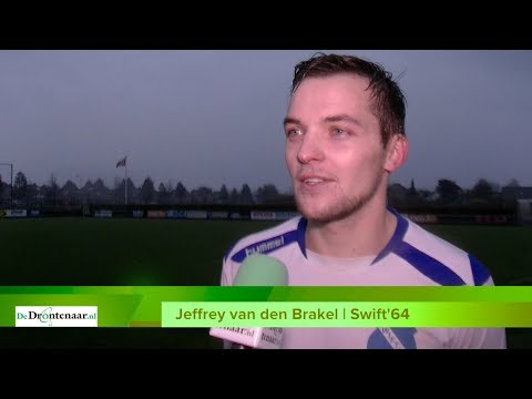 VIDEO | Jeffrey van den Brakel heeft er tegen zo'n oude cluppie al snel twee in liggen