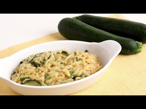 Zucchini Orzotto Recipe – Laura Vitale – Laura in the Kitchen Episode 947