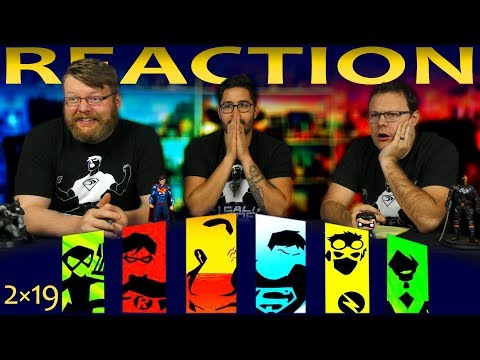 Young Justice 2x19 REACTION!!