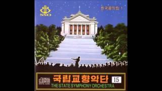 Shostakovich - Symphony No  7 Leningrad - DPRK State Symphony Orchestra - 2nd mov