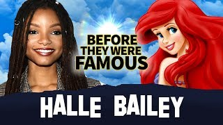 Chloe X Halle | Before They Were Famous | Ariel In The Little Mermaid