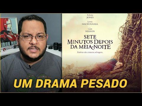 SETE MINUTOS DEPOIS DA MEIA-NOITE (A Monster Calls, 2016) | Crítica