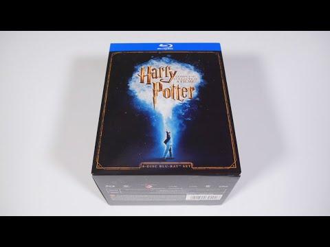 Harry Potter - Filme Box Unboxing