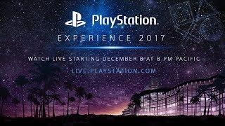 PlayStation Presents - PSX 2017 Opening Celebration   English CC