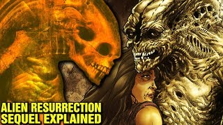 WHAT HAPPENED TO RIPLEY 8 AFTER ALIEN RESURRECTION? DELETED ALIEN 5 STORY AND ALIEN SEQUEL EXPLAINED